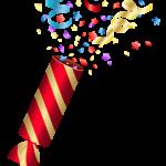 Imagem de Festa – Confetes de Aniversário