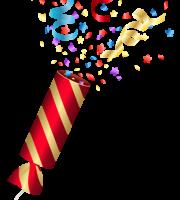 Imagem de Festa - Confetes de Aniversário