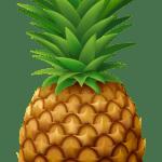 Imagem de Frutas – Abacaxi 2 PNG