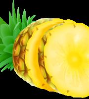Imagem de Frutas - Abacaxi PNG