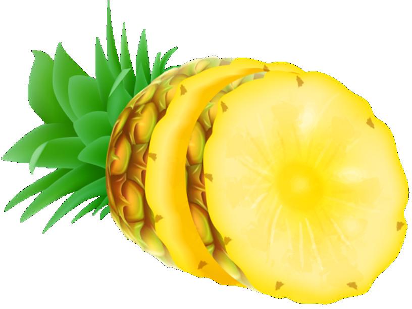 Imagem De Frutas Abacaxi Png Imagens E Moldes Com Br
