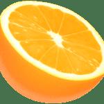 Imagem de Frutas – Laranja 4 PNG
