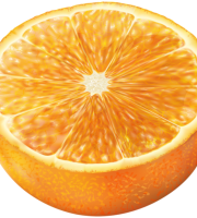 Imagem de Frutas - Laranja 9 PNG