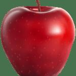Imagem de Frutas – Maçã PNG