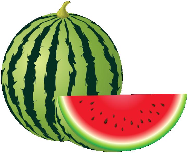 Imagem De Frutas Melancia 2 Png Imagens E Moldes Com Br