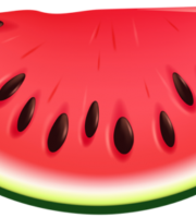 Imagem de Frutas - Melancia 3 PNG