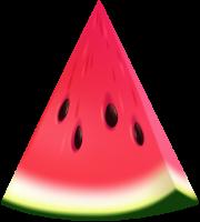 Imagem de Frutas - Melancia 4 PNG