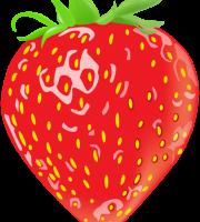 Imagem de Frutas - Morango 3 PNG