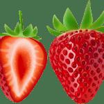 Imagem de Frutas – Morango PNG