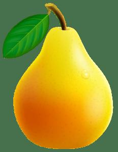 Imagem de Frutas - Pêra PNG