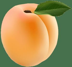 Imagem de Frutas - Pêssego PNG
