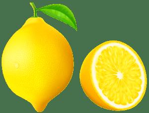 Imagem de Frutas - Limão Siciliano 3 PNG