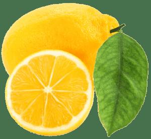 Imagem de Frutas - Limão Siciliano 4 PNG