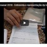 Mega Artesanal 2018 – Entrevista e Apresentação da loja Grafiara