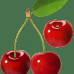 Imagem de Frutas – Cereja 2 PNG