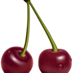 Imagem de Frutas – Cereja 5 PNG