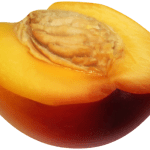 Imagem de Frutas – Pêssego 3 PNG