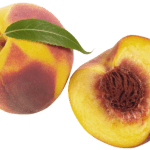 Imagem de Frutas – Pêssego 6 PNG