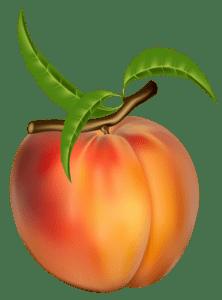 Imagem de Frutas - Pêssego 7
