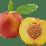 Imagem de Frutas – Pêssego 8 PNG