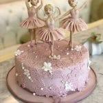30 Idéias Incríveis de Bolos decorados Bailarina