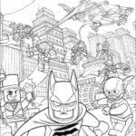 LEGO BATMAN PARA PINTAR E IMPRIMIR