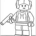 DESENHOS PARA COLORIR LEGO STAR WARS