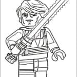 Lego Star Wars – desenhos para colorir e Imprimir