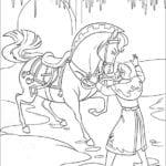 Desenhos para Colorir e Imprimir da Frozen
