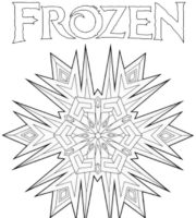 Arquivos Pdf Para Colorir Da Frozen