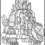 Desenhos para Colorir e Imprimir do Dinotrux