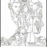 Desenhos para Colorir e Imprimir do Doctor Who