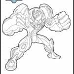 Max Steel – Desenhos para Colorir e Imprimir