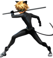 Miraculous As Aventuras de Ladybug - Cat Noir PNG