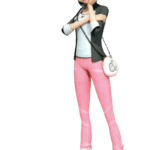 Miraculous As Aventuras de Ladybug – Marinette PNG 03