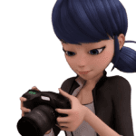 Miraculous As Aventuras de Ladybug – Marinette PNG 09