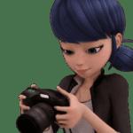 Miraculous As Aventuras de Ladybug – Marinette PNG 09