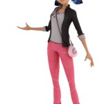 Miraculous As Aventuras de Ladybug – Marinette PNG 16