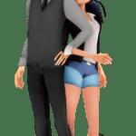 Miraculous As Aventuras de Ladybug – Marinette e Adrien PNG 03