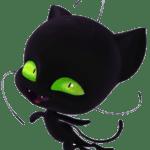 Miraculous As Aventuras de Ladybug – Plagg PNG 02