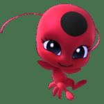 Miraculous As Aventuras de Ladybug – Tikki PNG 02