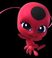 Miraculous As Aventuras de Ladybug - Tikki PNG