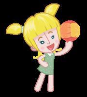 Mundo Bita - Personagem Lila PNG