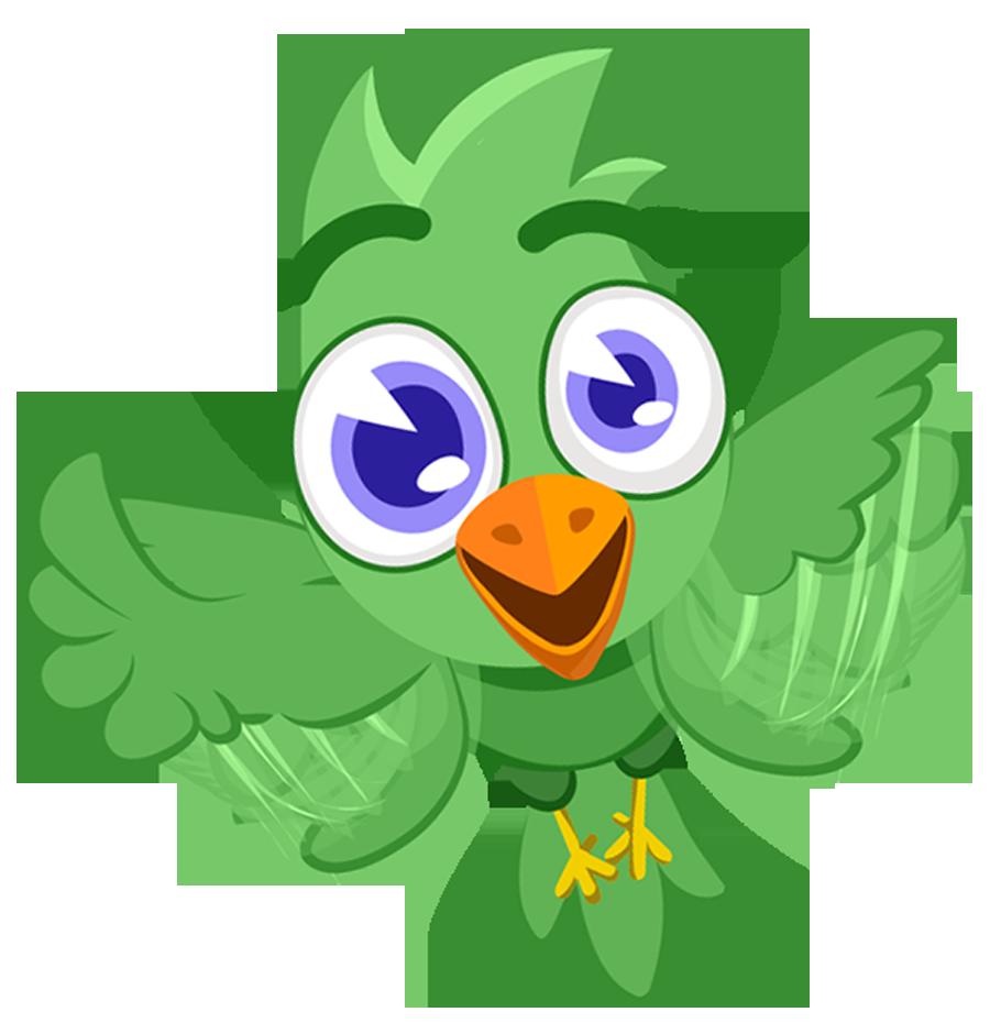 Turma Mundo Bita Animais Pássaro Verde, Bita Vögel Welt, mundo de las aves bita, bita birds world