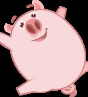 Turma Mundo Bita Animais Porco
