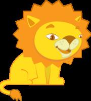Turma Mundo Bita Animais Leão