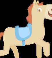 Turma Mundo Bita Animais Cavalo