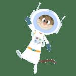 O Show da Luna – Cláudio Astronauta PNG