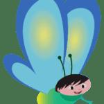 O Show da Luna – Júpeiter Borboleta PNG