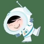 O Show da Luna – Júpiter Astronauta PNG